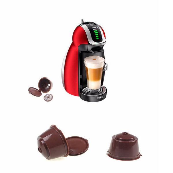 3pcs Reusable Dolce Gusto Coffee Capsule - MyCoffeeBrew