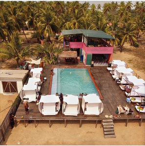 Villa Hire Ilase luxury beach 1 night Nov 2020/April 2021 party hire 50max