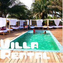 Villa Hire Tarkwa bay One night sleeps 10