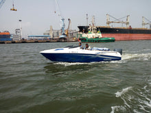Speed boat charter. Visit