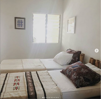 Double room in Tarkwa bay. Visit