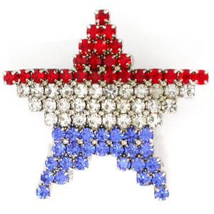Assorted Patriotic Bling