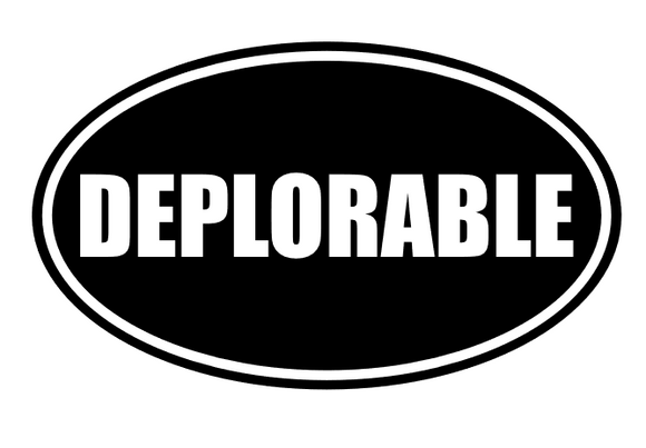 Deplorable Tee