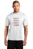 Don't Vote? Don't Moan. Tee