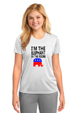 I'm The Elephant in the Room Tee
