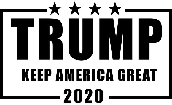 Trump Keep America Great 2020 Tee