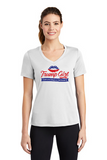 Lips Trump Girl Deplorable and Adorable Tee