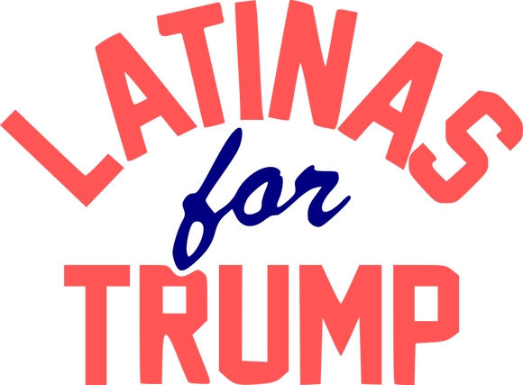 Latinas for Trump Tee