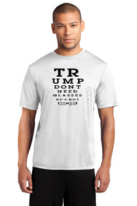 Trump Don't Need Glasses Tees