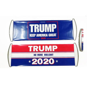 TRUMP Hand Scrolling Banner