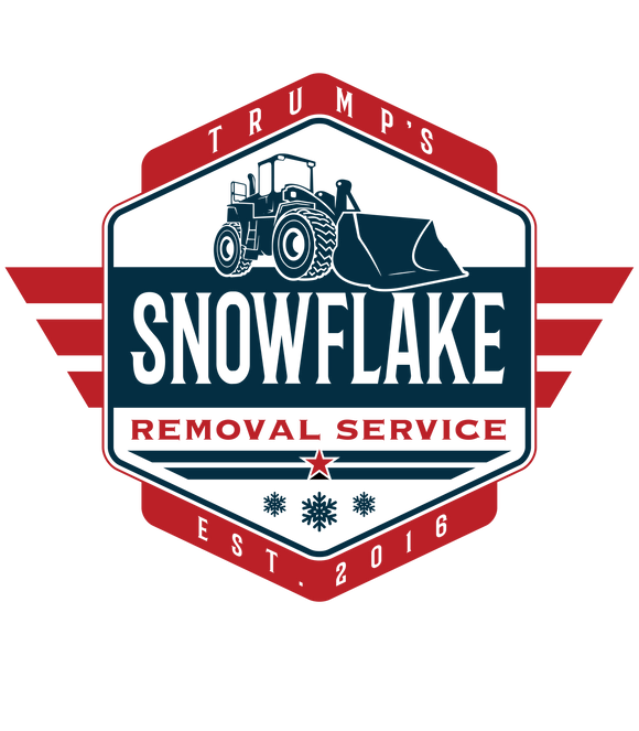 Snowflake Removal Service Tee