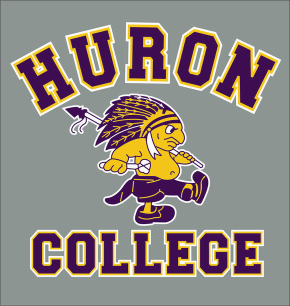 Huron College Vintage Apparel