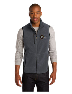 Port Authority® R-Tek® Pro Fleece Full-Zip Vest (F228)
