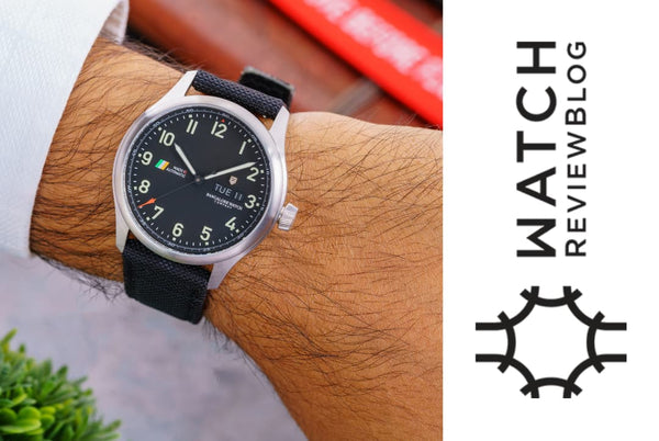 MACH 1 x The Watch Review Blog