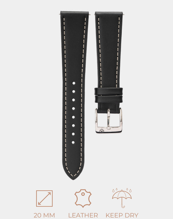 Century Black, Steel Buckle