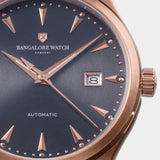 Rose Gold, Deep Anthracite