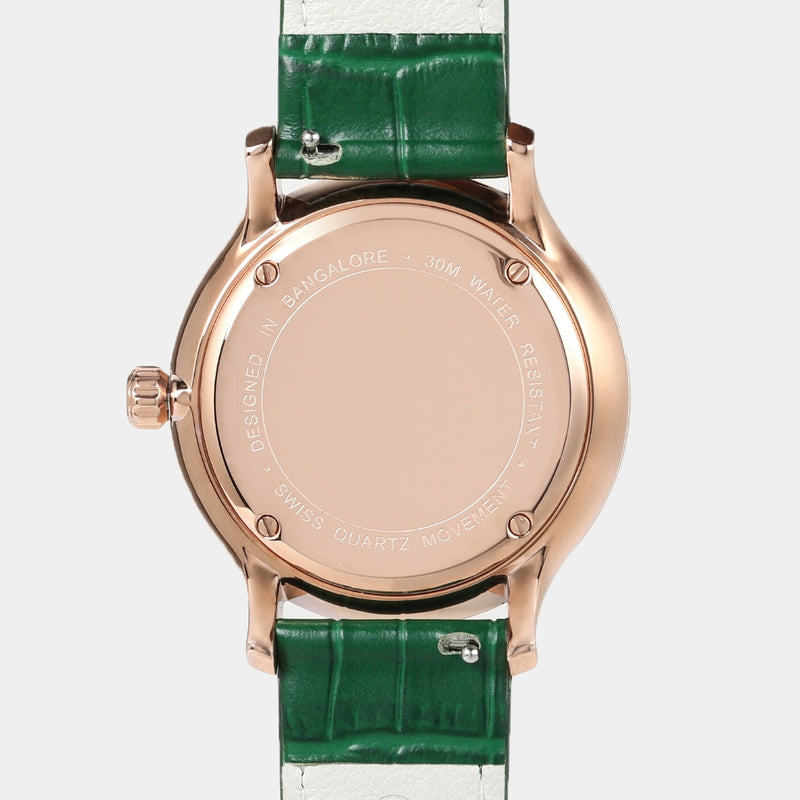Rose Gold, Emerald