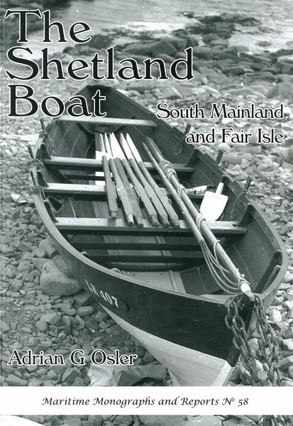 The Shetland Boat: South Mainland and Fair Isle