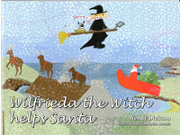 Wilfrieda the Witch helps Santa