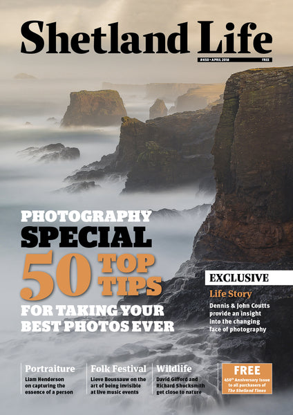 Single Copy of Shetland Life Magazine