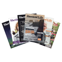 Six-Month Subscription to Shetland Life Magazine