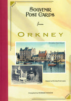 Souvenir Post Cards from Orkney