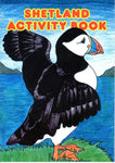 Shetland Activity Book