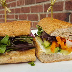 Roasted Veggie Sandwich