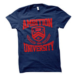 Ambition University w/ red