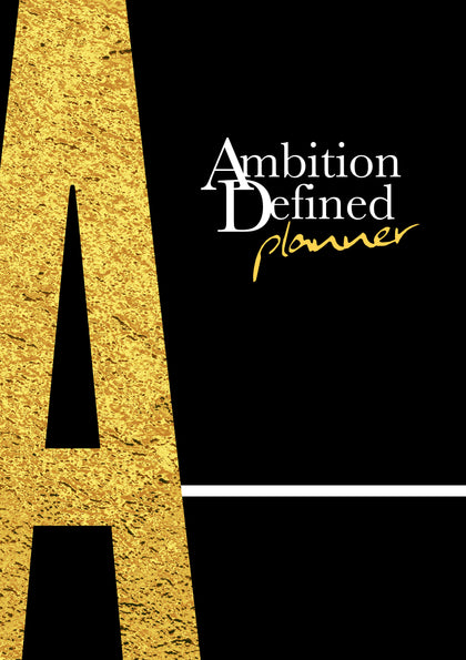 2021 Ambition Defined - Digital Planner