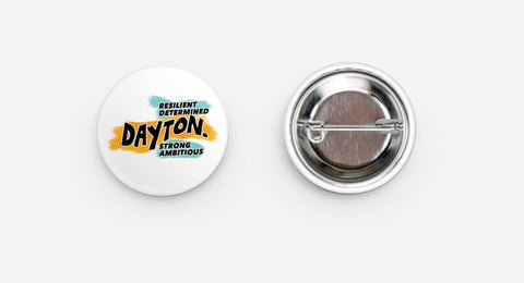 Dayton button