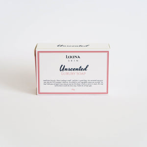 Unscented Luxury Soap