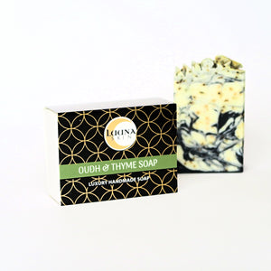 Oudh & Thyme Luxury Soap