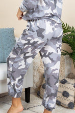 French Terry Camo Joggers