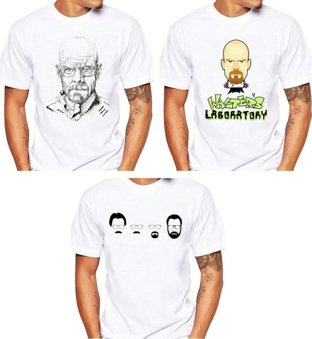 T-Shirt Walter WHITE - Breaking Bad
