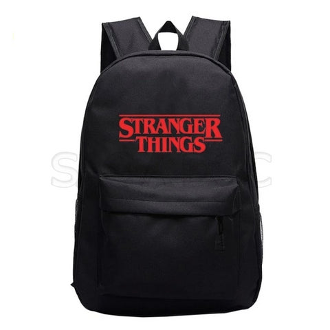 Sac à dos - Stranger Things