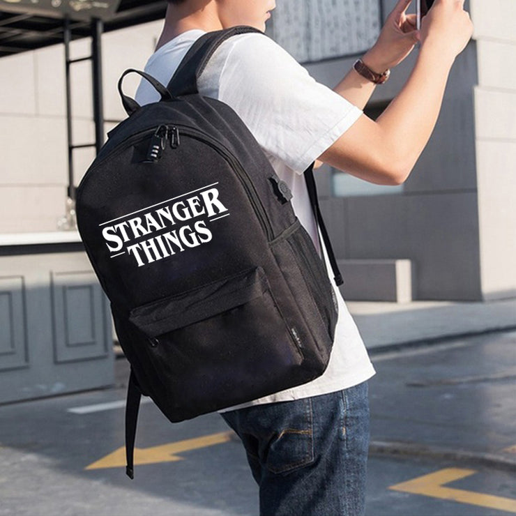 Sac à dos Fluorescent - Stranger Things