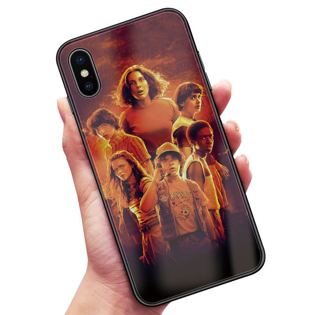 Coque iPhone 11 - Stranger Things