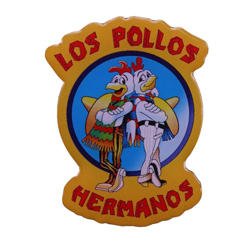 Pin's Breaking Bad - Los Pollos Hermanos