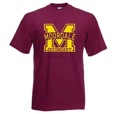 T-shirt Moordale - Sex Education