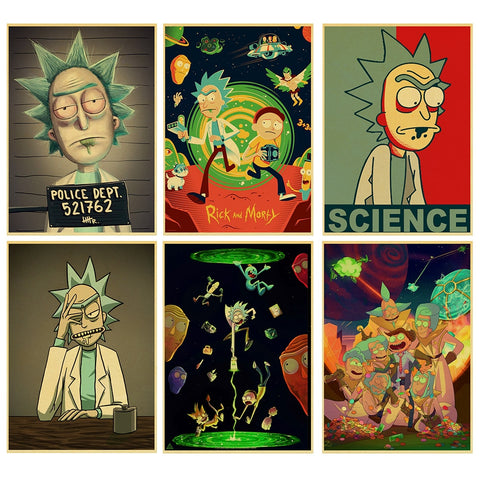 Poster Rick & Morty