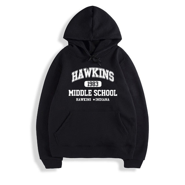 Sweat Hawkins High Middle School - Stranger Things