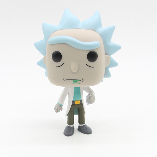 Rick & Morty - Figurines Pop!