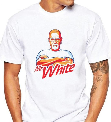 T-shirt Mr.White - Breaking Bad