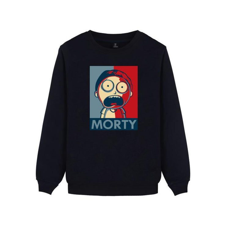 Sweat Rick et Morty