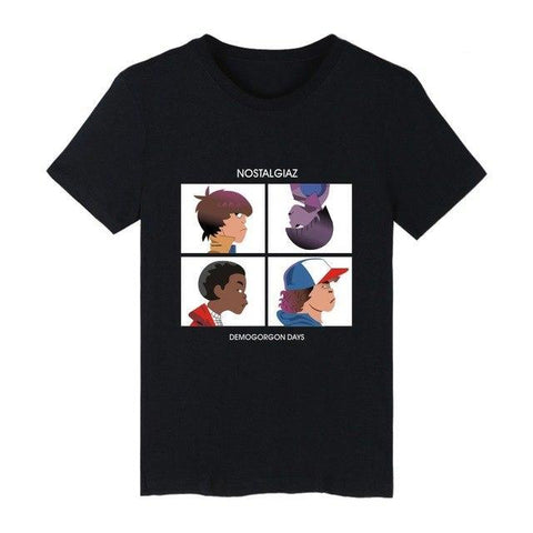 T-Shirt Personnage - Stranger Things