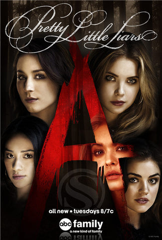 Poster - Pretty Little Liars
