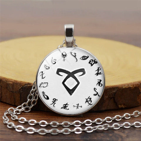 Collier Rune - Shadowhunters