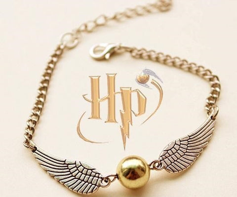 Bracelet Vif d'Or - Harry Potter