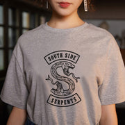 T-Shirt South Side Serpents - Riverdale